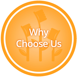 Why Choose Us 1 Horizontal San Ramon Children's Dentistry and Orthodontics in San Ramon, CA